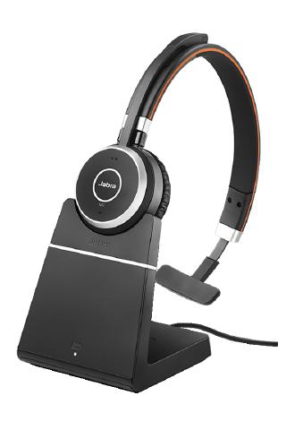 Grafik Headset Loesung Jabra Evolve 65