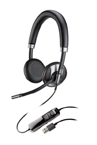 Grafik Headset Loesung plantronics Blackwire 725
