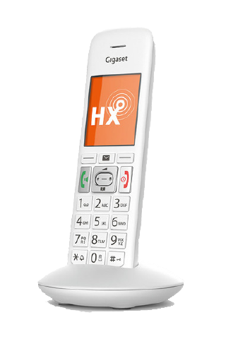 Grafik Schnurloses Telefon Gigaset E370HX
