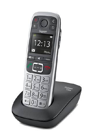 Grafik Schnurloses Telefon Gigaset E560