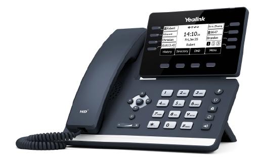 Grafik IP-Telefone Yealink T53W