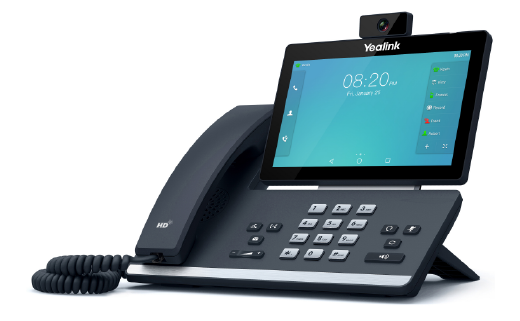 Grafik IP-Telefon Yealink VP59